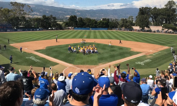 UCSB Baseball Claims Big West Championship with Victory Over Cal Poly