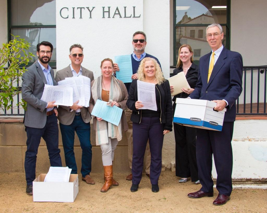 Santa Barbara REALTORS® Campaign Gathers Signatures for Ballot Initiative