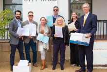 Santa Barbara REALTORS® Campaign Gathers Signatures for Ballot Initiative