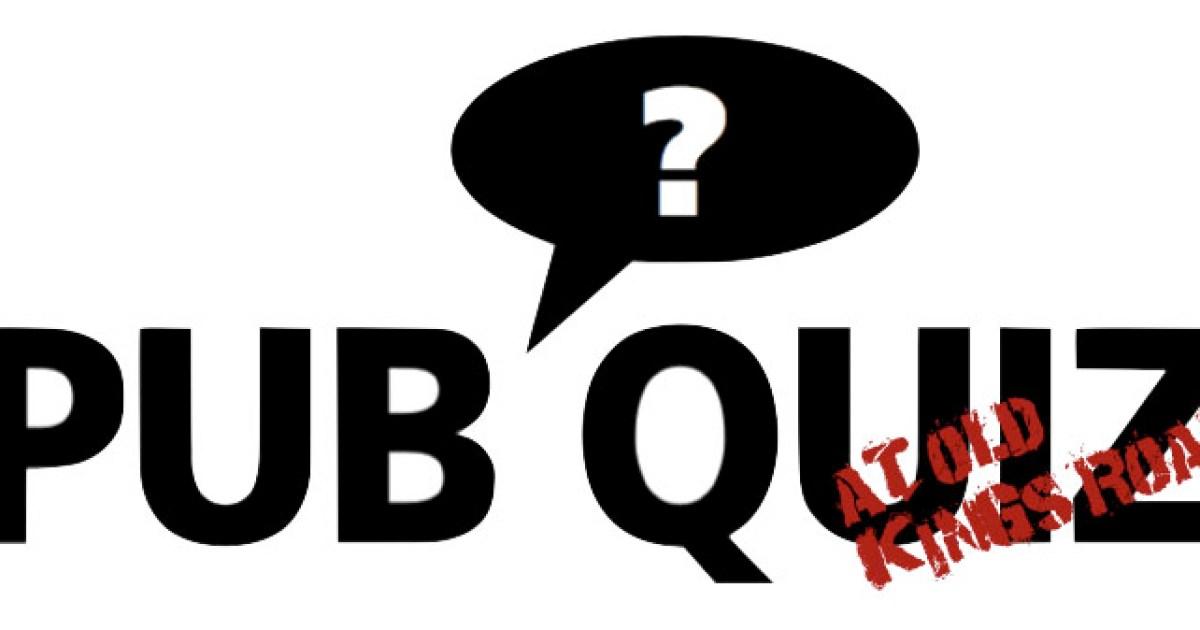 Pub Quiz! at Old Kings Road - The Santa Barbara Independent