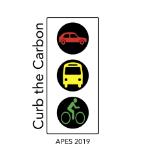 Curb the Carbon logo