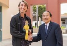 Watch George Degen Win UCSB's Grad Slam