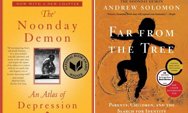 Andrew Solomon Talks with Pico Iyer