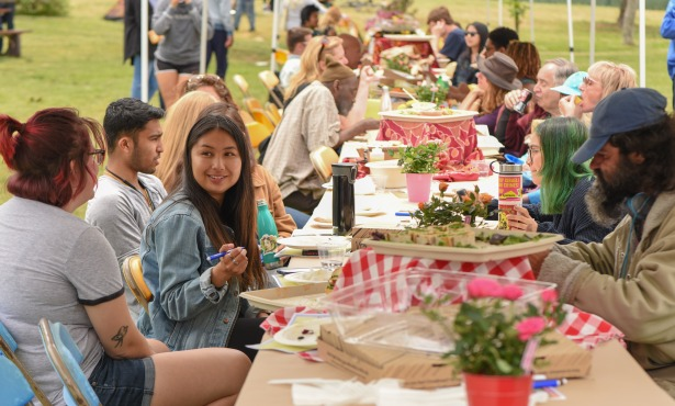 Pull Up a Seat to Carpinteria's Common Table