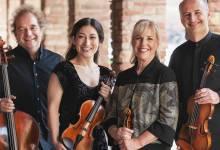 Takács String Quartet Opened MAW Fest