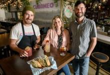 Island Grub and Patio Drinks at Cubaneo & Shaker Mill