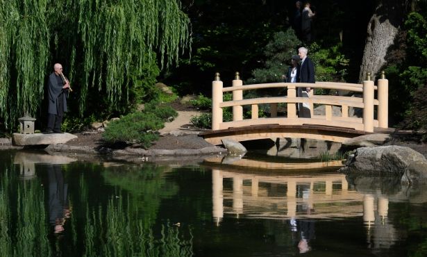 Lotusland's Japanese Garden Reopens After $6 Million Makeover