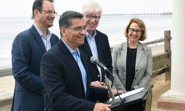 Becerra in Santa Barbara to Announce Fight to Defend Clean Power Plan