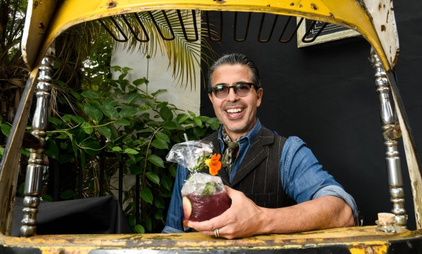 Alvaro Rojas Plants Glass House Cocktail Garden