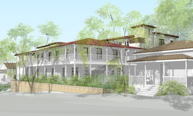 New Homes and Office to Begin Construction on East De la Guerra Street