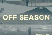 Off Season Graphic Novel Tackles 2016 Election