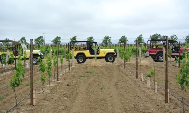 Jeep Thrills in Santa Barbara Wine Country