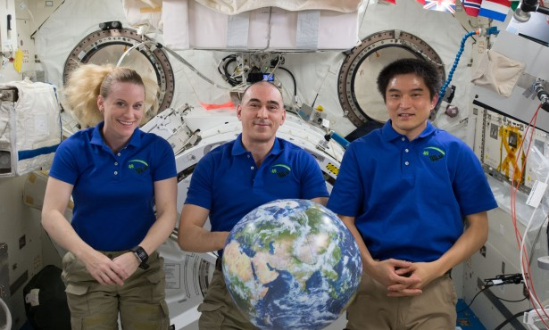 Santa Barbara Library to Contact International Space Station