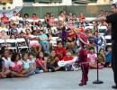 Las Marionettes en Desfile (Marionettes on Parade) with Franklin Haynes