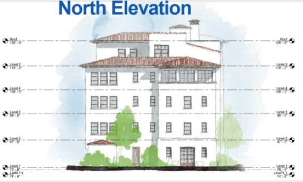 Five-Story Mental-Health Building Gets Height-Limit Exemption