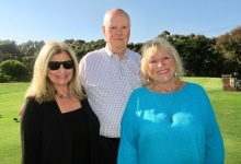 Newcomers Club Holds President's Summer Party