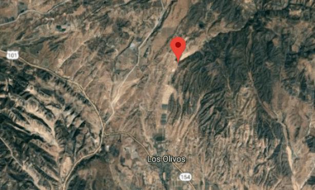 Fatal Car Crash on Figueroa Mountain Road