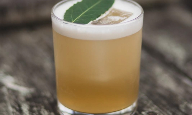 Official Drink of Santa Barbara 2019: The Lark's Sticky Fingers