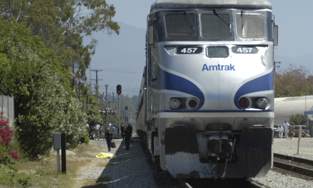 Train-Related Deaths Spike in Santa Barbara County