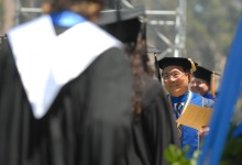 UCSB's Class of 2019 Is Snapshot of Campus's Diversity
