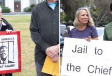 Santa Barbara Rallies for Impeachment