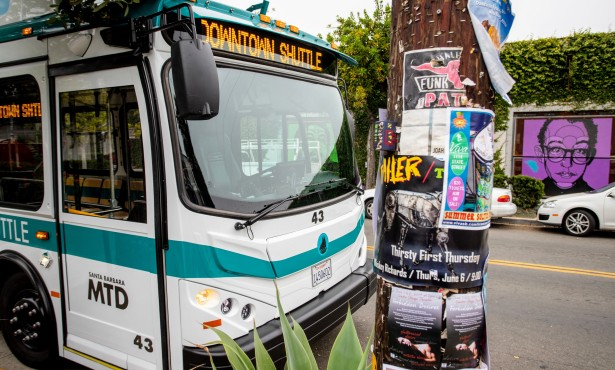 Downtown Shuttle Adds Funk Zone Stop