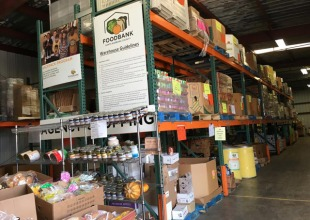Food-Rescue Program to Feed Hungry Students