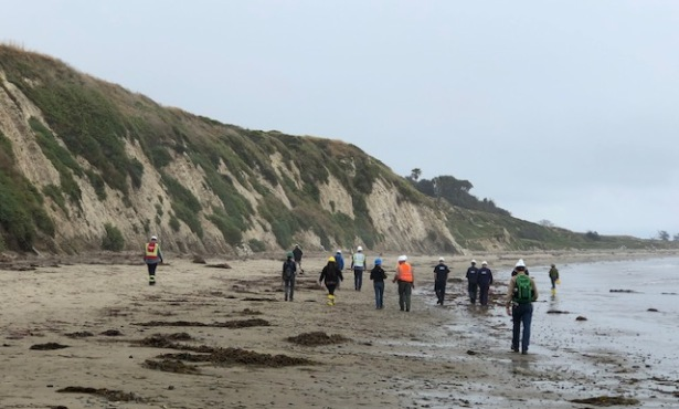 Goleta Oil Spill Incident Concluded