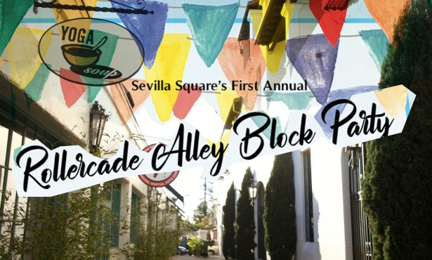 Sevilla Square Hosting Block Party Bash