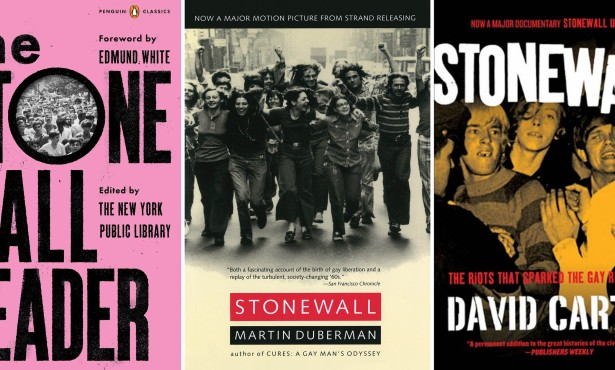 Stonewall Riots Reading