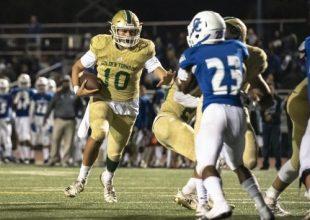 Santa Barbara High Quarterback Deacon Hill Commits to Wisconsin