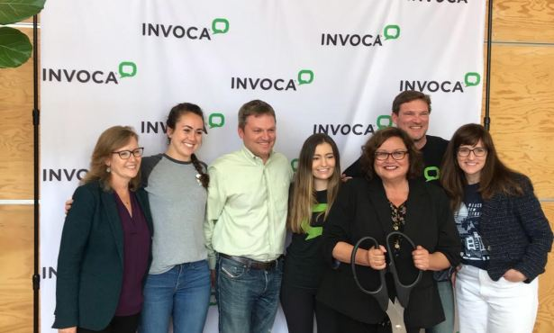 Invoca Opens New HQ on State Street