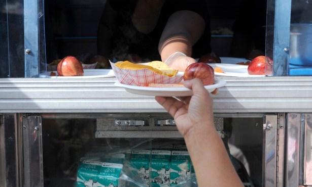 Deportation Fears Keep Kids Away from Summer Lunch Program