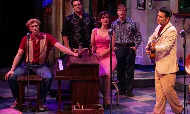 Million Dollar Quartet at PCPA