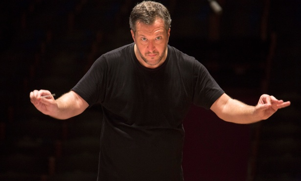Thomas Adès Conducts AFO