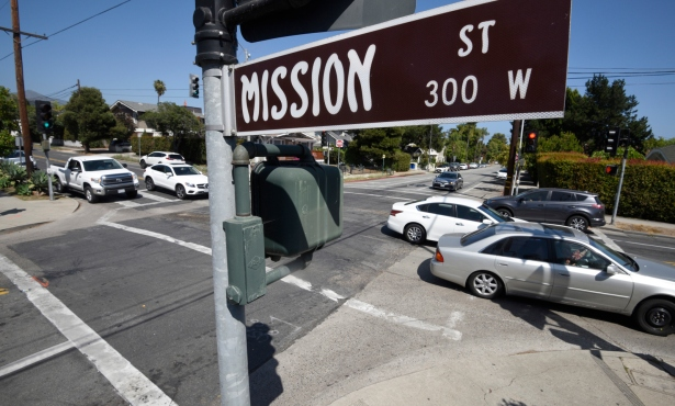 West Mission Street to Be Repaved