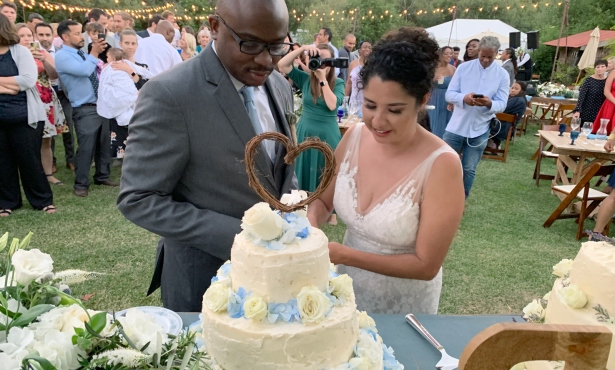 Indy Publisher Marries Indy Sportswriter