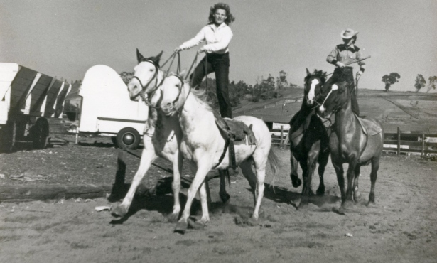 Cowgirl Hall of Famer Audrey Griffin Dies