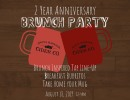 SB Cider Co 2 Year Anniversary Brunch Party