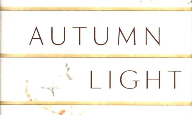 Pico Iyer's 'Autumn Light'