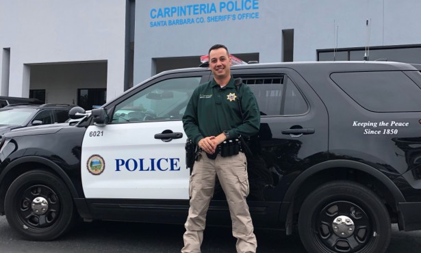 New Community Resource Deputy for City of Carpinteria