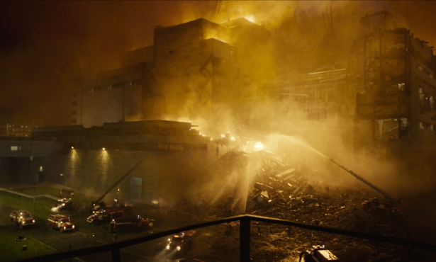 HBO's 'Chernobyl' Is a Hell-on-Earth Tale