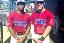 Foresters Co-Players of the Week: Eric Kennedy and Christian Franklin
