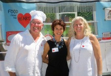 Food From The Heart Holds 25th Anniversary Party