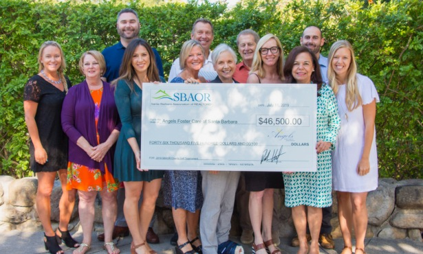 Golf Tournament raises $46,500 to benefit Angels Foster Care of Santa Barbara