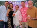 Polo Club Holds Tropical Nights Soirée