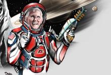 Will Santa Barbara Get a Taste of Space Force Pork?