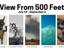 "Community Gallery Exhibition, Opening Reception: ""View From 500 Feet"""