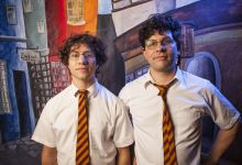 Harry and the Potters Concert