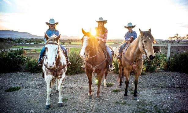 Riding Wine Country with Vino Vaqueros